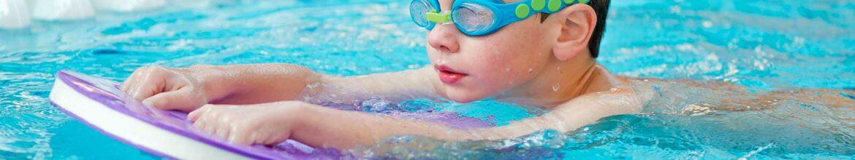 Kinderschwimmkurse im Stadionbad im Sommer 2021